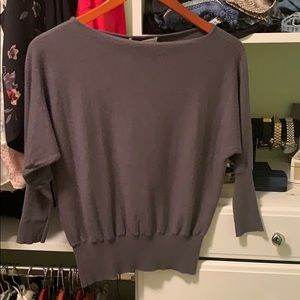 Grey milly sweater